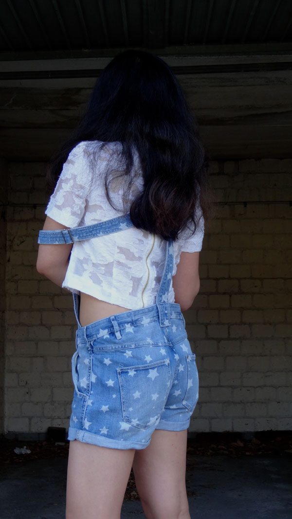 dungaree pants