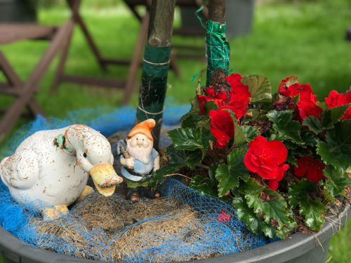 easy garden craft ideas