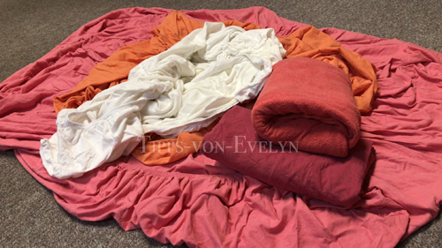How To Organize Comforters and Blankets
